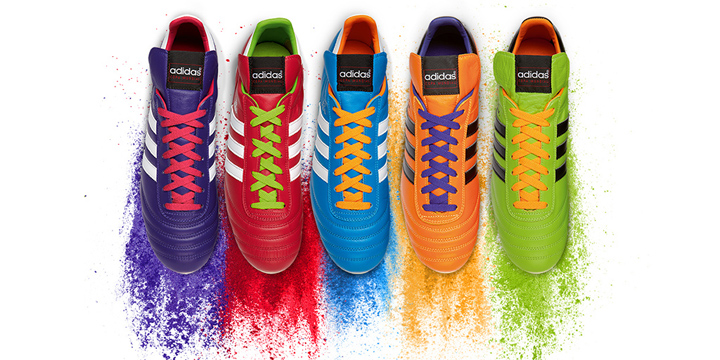 the Samba Copa Mundial collection