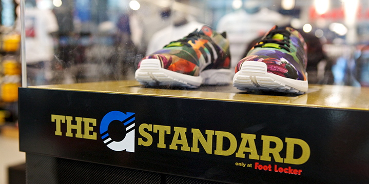 ADIDAS AND FOOT LOCKER INTRODUCE THE A STANDARD
