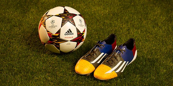 adidas lanza las nuevas adizero f50 Messi