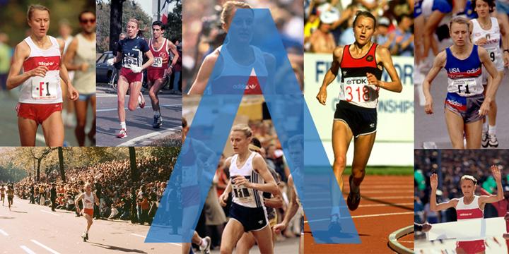 adidas Partners with AKTIV to Celebrate Nine-Time NYC Marathon Winner Grete Waitz