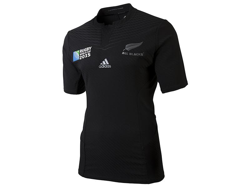 Heritage and strength as adidas unveils the All Blacks jersey for Rugby World Cup 2015