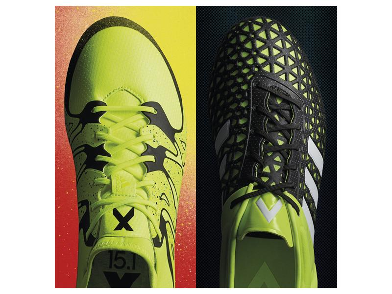 adidas Introduces X And Ace To Help You Be The Difference