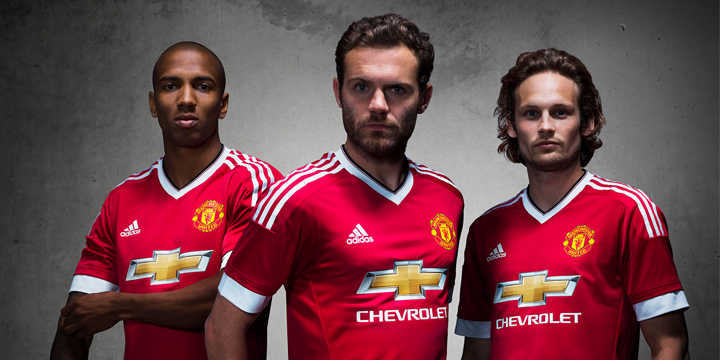 adidas and Manchester United Reunite