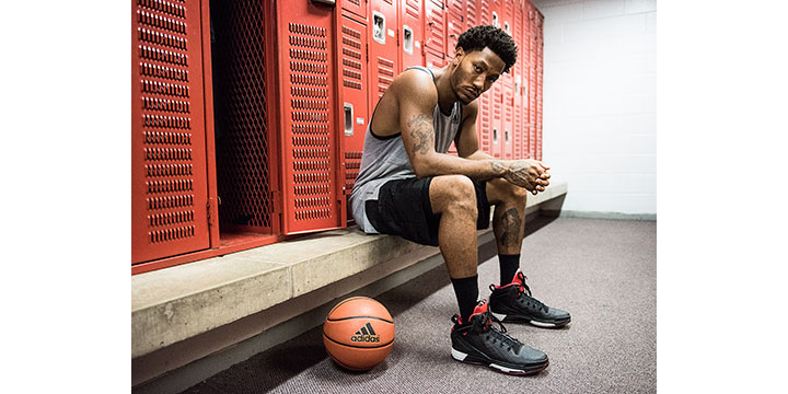 Derrick Rose and adidas Launch D Rose 6