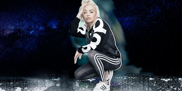 adidas Originals by Rita Ora SPACE SHIFTER PACK & MYSTIC MOON PACK