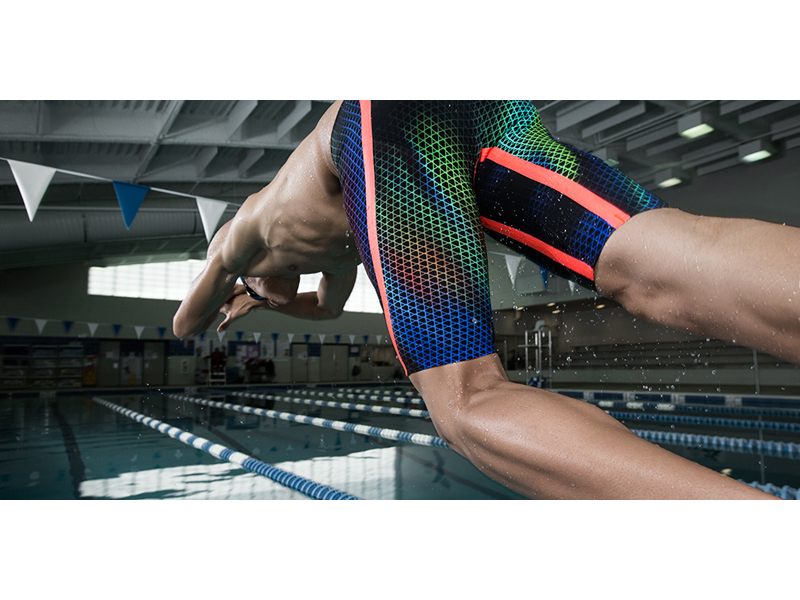 adidas Takes The Fast Lane With Launch Of Revolutionary Adizero XVI Swimsuit