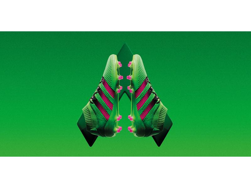 Domina tutti con le adidas Ace 16 Primeknit