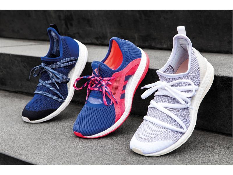 Viitorul alergării feminine se conturează cu noul pantof adidas PureBOOST X