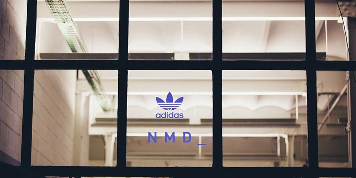 adidas Originals Inaugura el NMD_Future House BCN