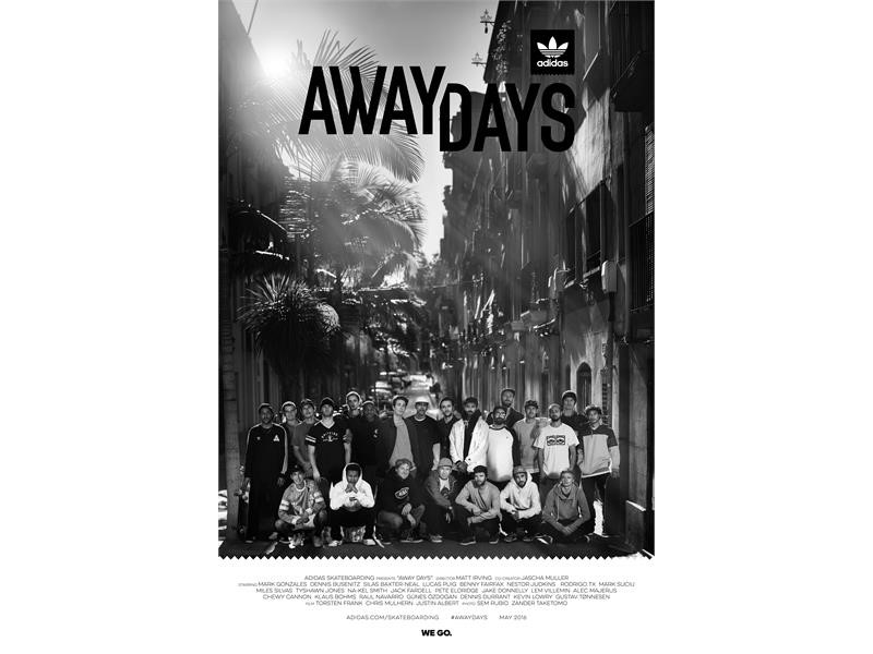 Away Daysプレミアツアー開催が決定