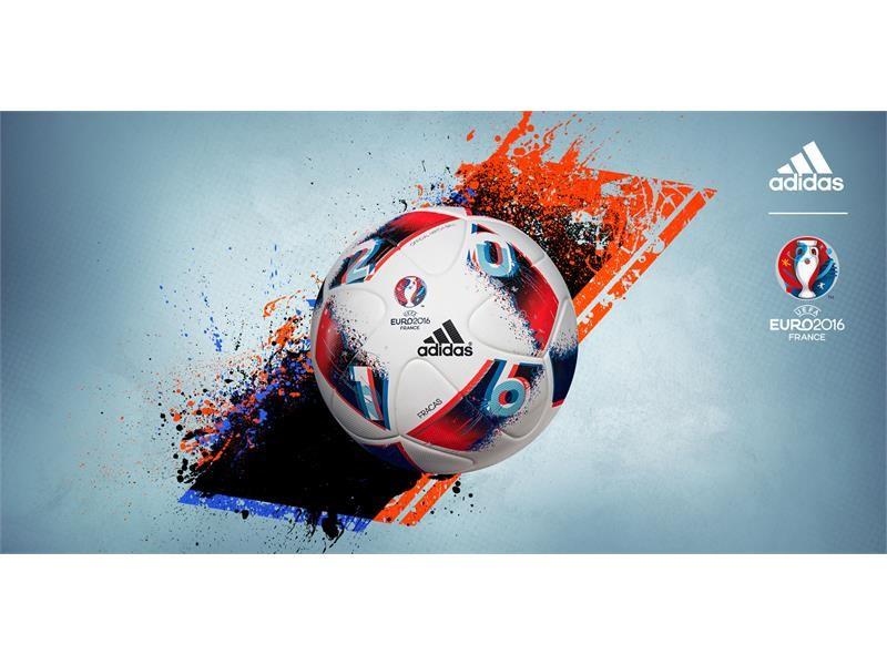 adidas a lansat mingea oficială pentru etapele finale ale UEFA EURO 2016 -  Fracas