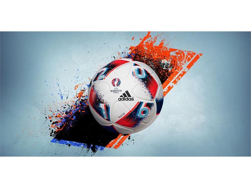 adidas revela Fracas, el Balón Oficial de la fase de eliminatorias de la UEFA EURO 2016