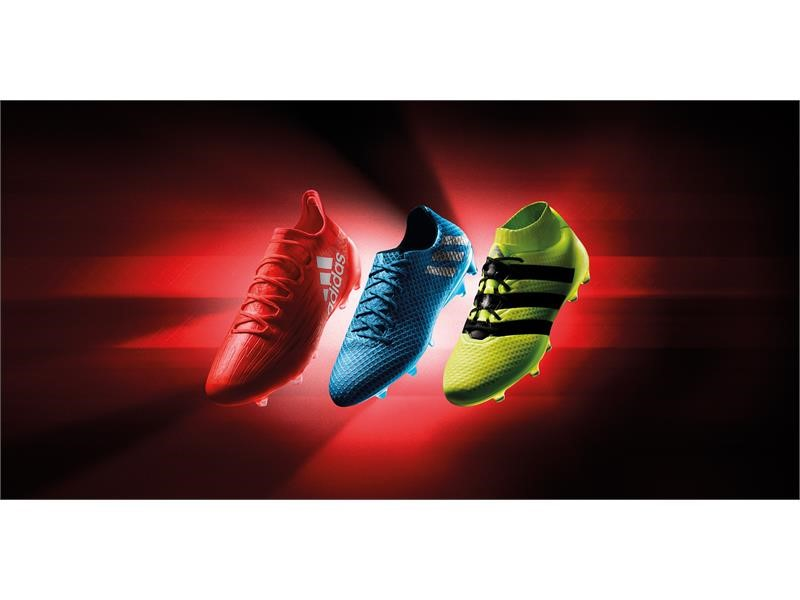 adidas Football lanza las nuevas botas Speed of Light para la temporada 2016/17
