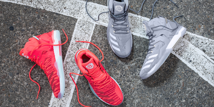 adidas and Derrick Rose Launch D Rose 7 Signature Basketball Shoe