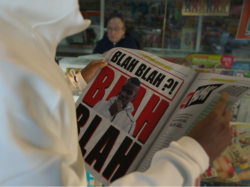"""Piłkarze odpowiadają na """"ble, ble, ble"""" w najnowszym filmie First Never Follows"""