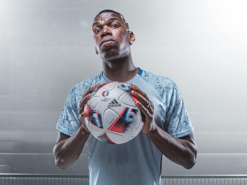 adidas najchętniej udostępnianą marką UEFA EURO 2016