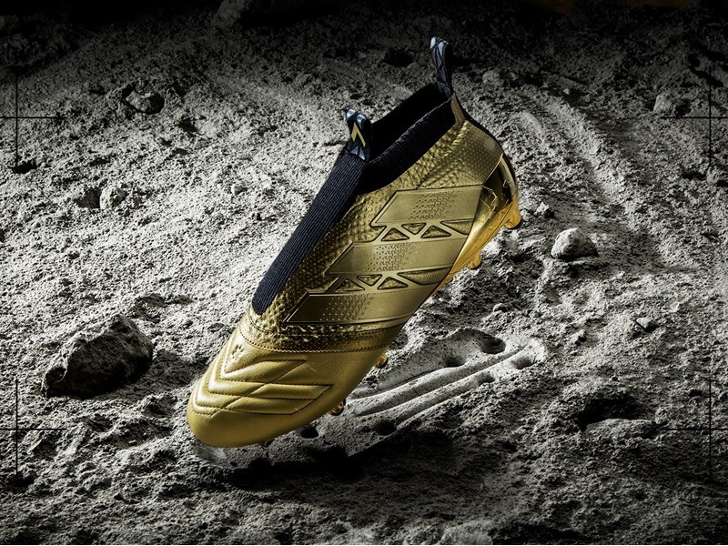 adidas lanza la edición limitada de las botas Space Craft para ACE 16+ PURECONTROL y X16+ PURECHAOS