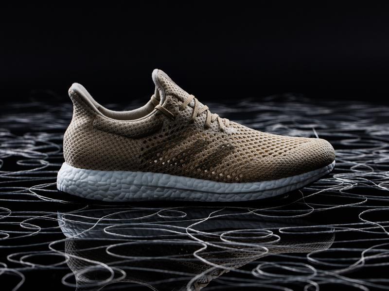 adidas präsentiert biologisch abbaubaren Sportschuh