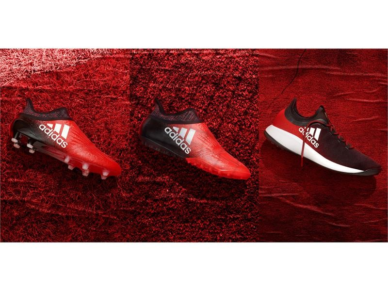 adidas Football lanza Red Limit X16 como parte de la colección Red Limit