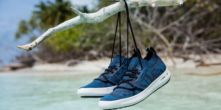 adidas TERREX y Parley for the Oceans desvelan los primeros productos de outdoor confeccionados en tejido reciclado Parl