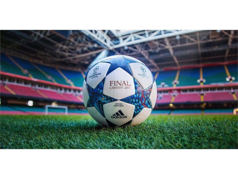 adidas Football prezentuje inspirowaną walijskim symbolem narodowym oficjalną piłkę meczową fazy pucharowej rozgrywek UEFA Champions League