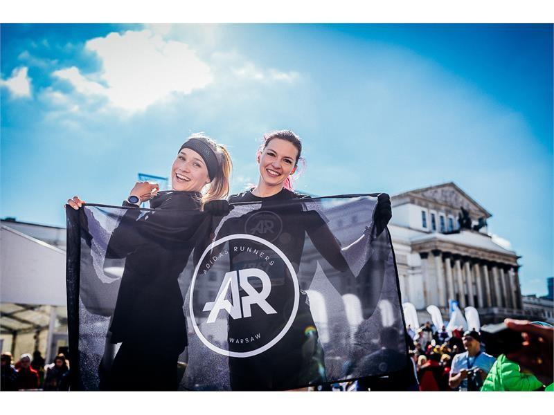 Nowa odsłona GIRLS WORKOUT w ADIDAS RUNNERS WARSAW