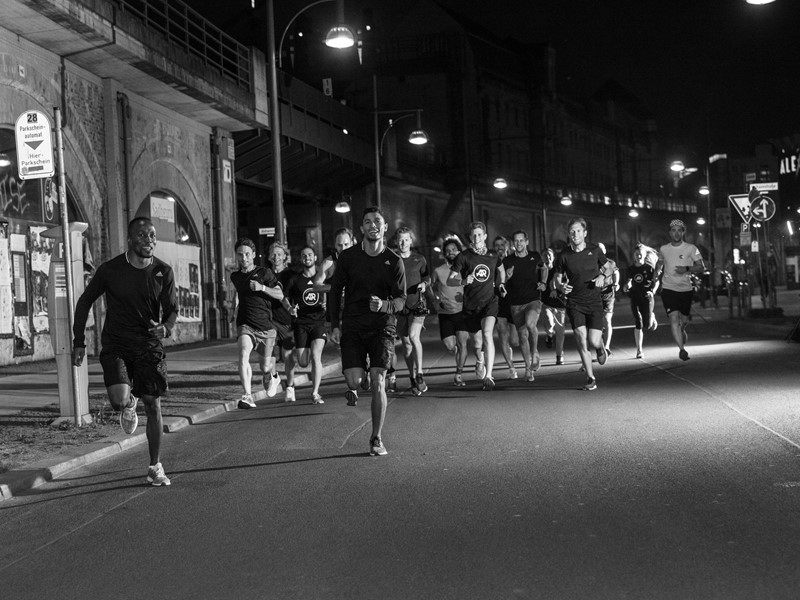 adidas Running invited street runners from around the globe to race against elite athletes in Berlin to put the new PureBOOST DPR shoe to the ultim...