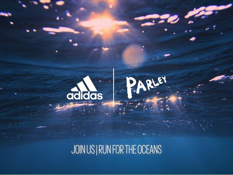 adidas x Parley Run for the Oceans - Un movimiento global de running que demuestra cómo el deporte tiene el poder de cambiar vidas e inspirar