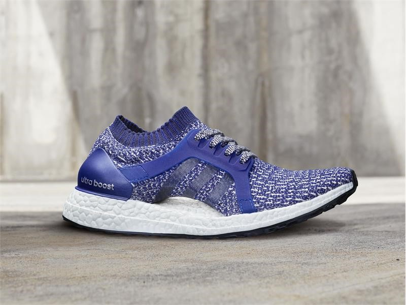 adidas представи UltraBOOST X в нова, поразителна мистериозно синя цветова комбинация