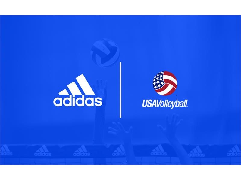 adidas and USA Volleyball Announce Multi-Year Partnership