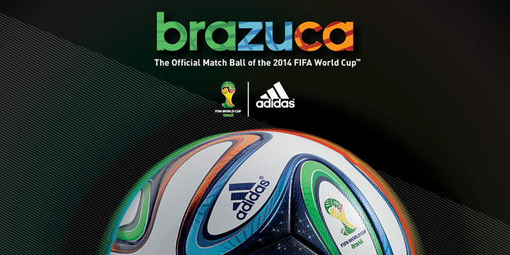 adidas Unveils Brazuca: The Official Match Ball of the 2014 FIFA World Cup in Brazil