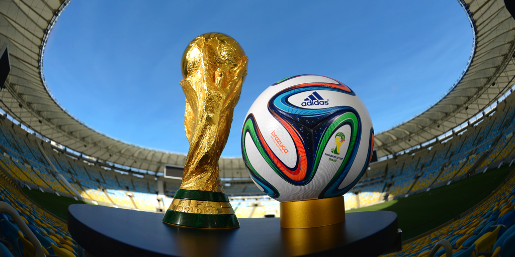 adidas unveils Brazuca: Official Match Ball of 2014 FIFA World Cup Brasil