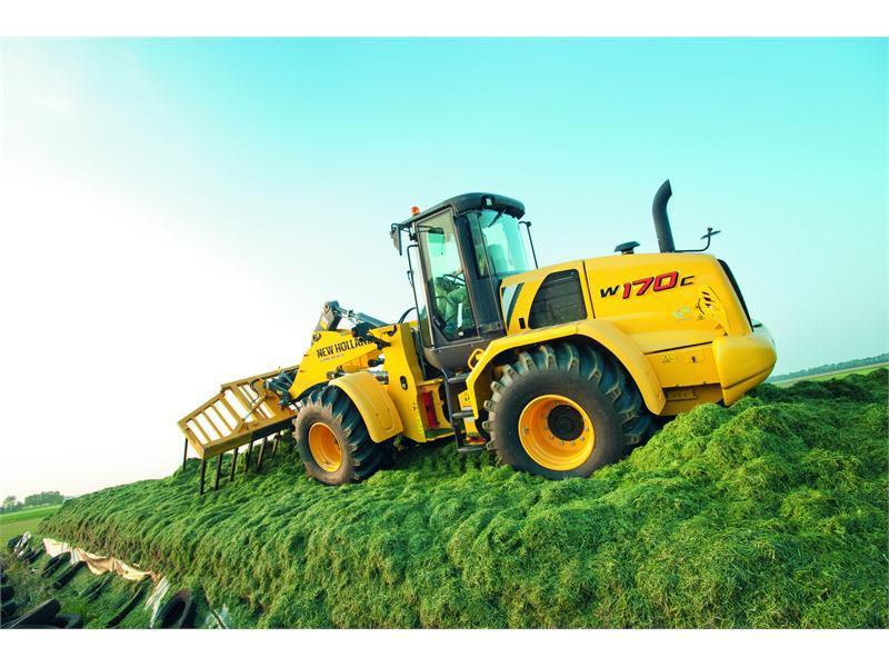New Holland construction equipment now available through selected agricultural dealers