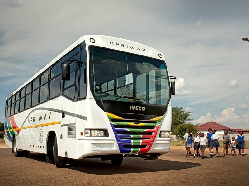 Iveco Bus to go on the offensive in South Africa!