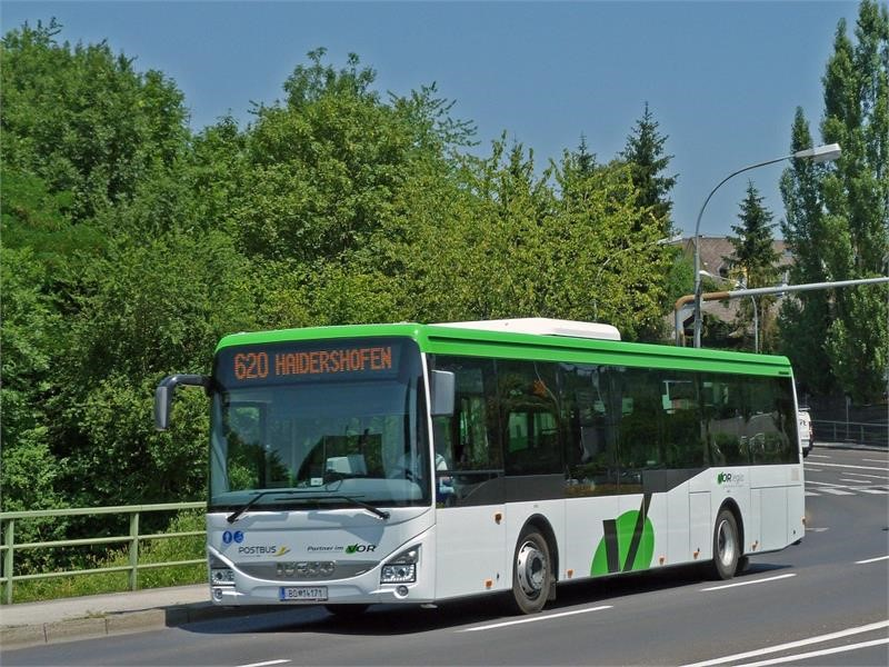 Iveco Bus quality wins: ÖBB Postbus, subsidiary of the Austrian Federal Railway, renews its trust in the Crossway model!