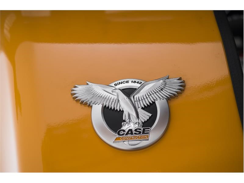 CASE introduces new styling and livery