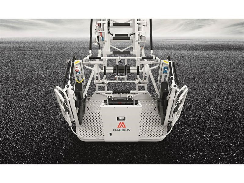 New member of the Magirus family of rescue cages: The RC400-C