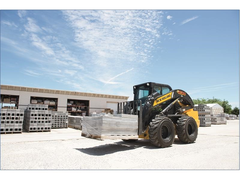 New Holland Construction Introduces its Newest, Most Powerful Skid Steer Loader to Date