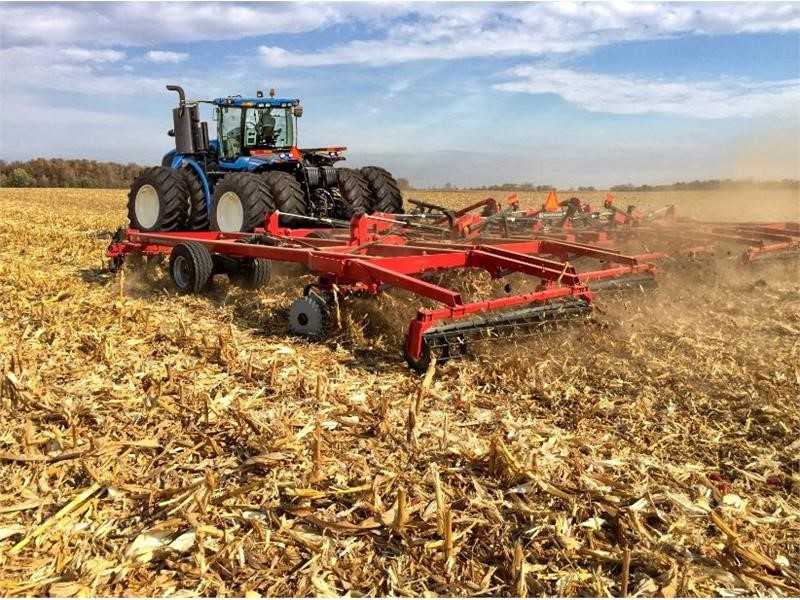 New Holland Agriculture completes acquisition of Kongskilde Agriculture