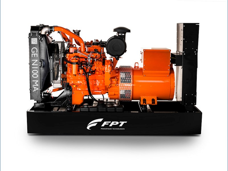 FPT Industrial Presents its Full Power Generation Product Line Offering at Middle East Electricity 2017