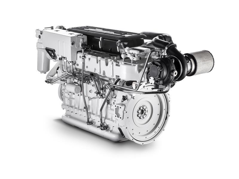 FPT Industrial Presents its Renewed Marine Engines Line-Up for NAFTA Marketat Miami International Boat Show