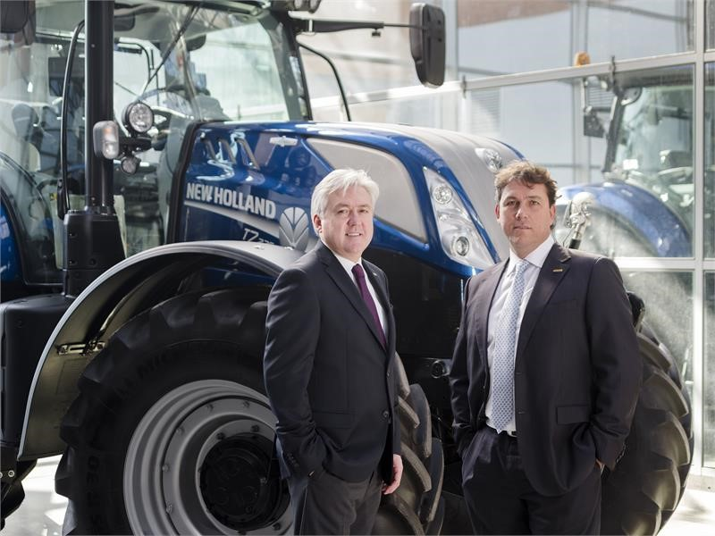 New Holland Agriculture Appoints Alessandro Maritano Vice President EMEA
