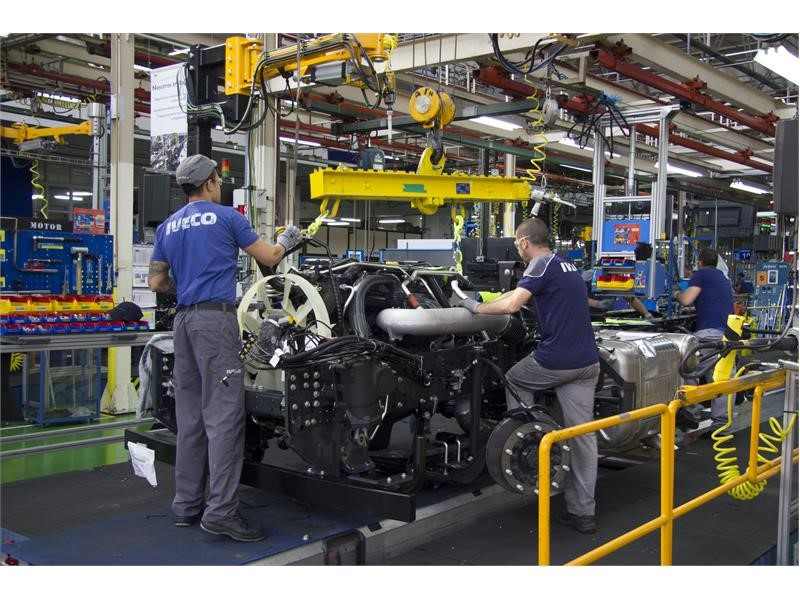 IVECO Madrid plant achieves Gold Level in World Class Manufacturing