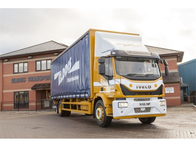 IVECO delivers the goods for Elddis Transport with new Eurocargo order