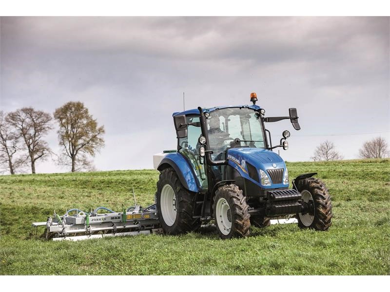 New Holland unveils T5 Utility tractors at Grassland and Muck