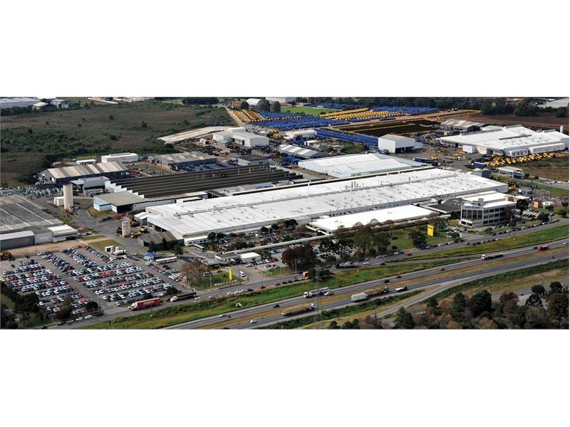 CNH Industrial plant in Curitiba, Brazil achieves Silver Level designation in World Class Manufacturing