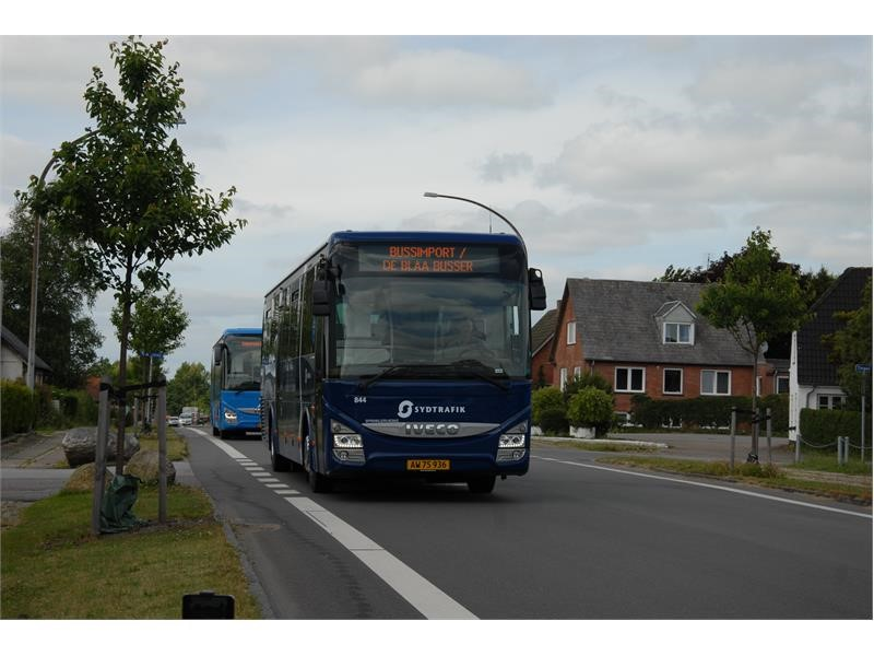 A further 142 IVECO BUS Crossways for Denmark's transit system