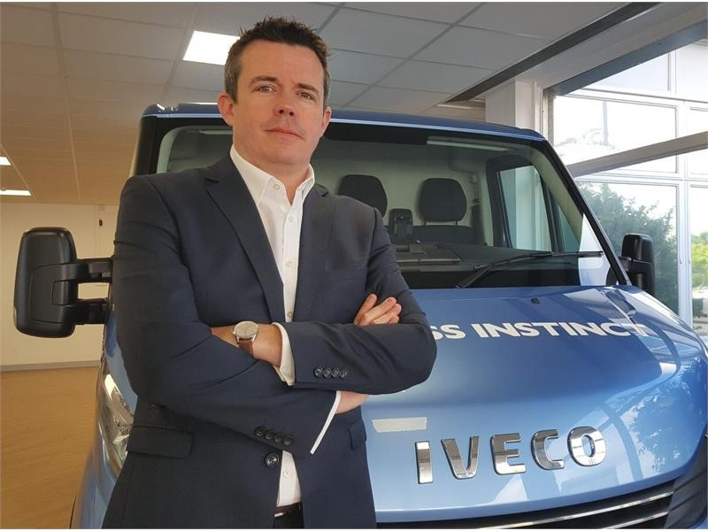 IVECO appoints Emmet Wrafter as Light Business Line Director
