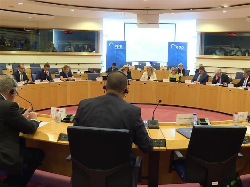 EPP MPs and MEPs Tackle Globalisation