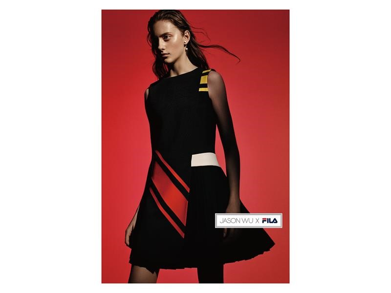 "FILA and Jason Wu Reinvent the ""Modern Classic"" for FW 2016"